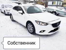 Томск Mazda6 2018