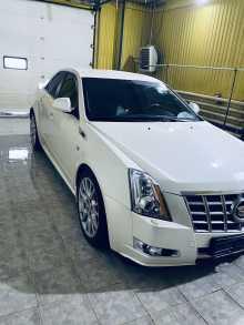 Москва Cadillac CTS 2013