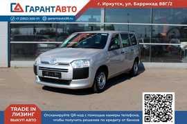 Иркутск Toyota Probox 2017