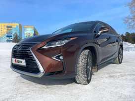 Прокопьевск Lexus RX200t 2016