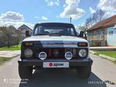 Орел 4x4 2121 Нива 1983