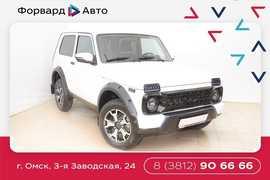 Омск 4x4 Урбан 2019