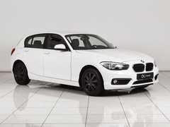 Тюмень BMW 1-Series 2016