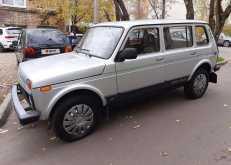 Москва 4x4 2131 Нива 2011