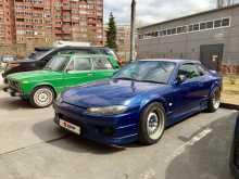 Новосибирск Silvia 2002