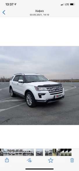 Москва Ford Explorer 2019