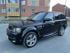 Абакан Range Rover Sport