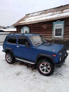 Улан-Удэ 4x4 2121 Нива 2002