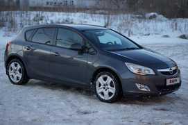Озёрск Astra 2011