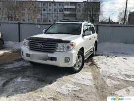 Новомосковск Land Cruiser 2013
