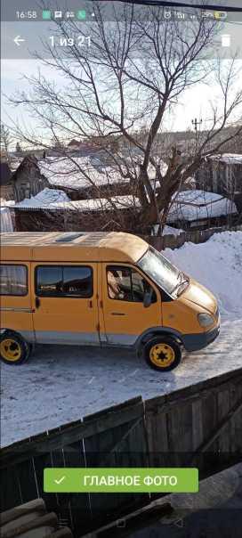 Барнаул Россия и СНГ 2003