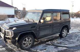 Иркутск G-Class 2001