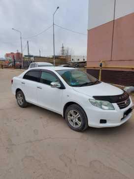 Якутск Corolla Axio 2009