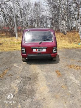 Петропавловск-Камчатский 4x4 2121 Нива 2011