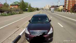 Домодедово Teana 2008