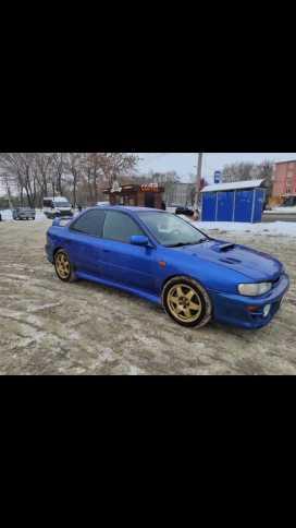 Тольятти Impreza WRX 1998