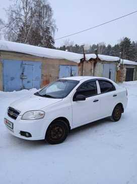 Томск Aveo 2008