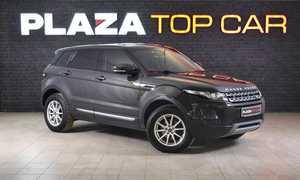 Уфа Range Rover Evoque