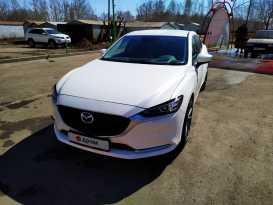 Омск Mazda Mazda6 2019