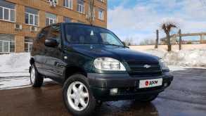 Жуковский Niva 2003