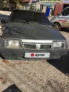 Феодосия Лада 2108 1996