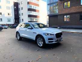 Ярославль Jaguar F-Pace 2016