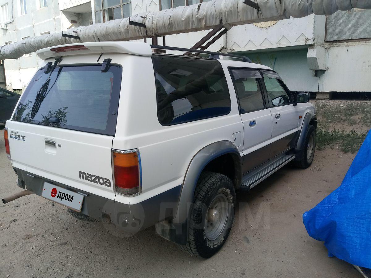 Mazda Proceed Marvie 1996
