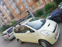 Красноярск MR Wagon 2002