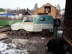 Иркутск ЛуАЗ-969 1978