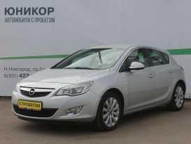 Нижний Новгород Opel Astra 2011