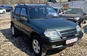 Ижевск Niva 2008