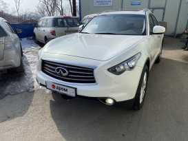 Владивосток FX37 2012