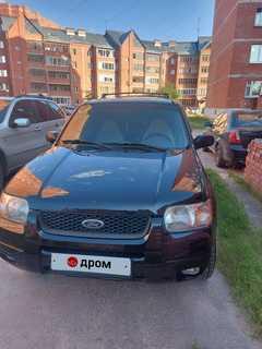 Томск Ford Escape 2001