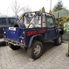 Ростов-на-Дону Defender 1996