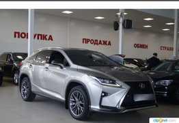 Липецк RX200t 2017