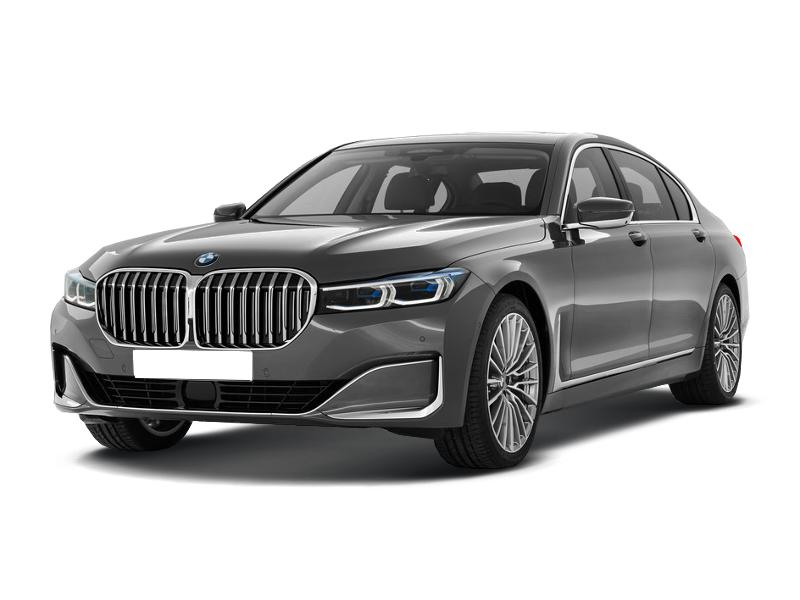 Новосибирск BMW 7-Series 2021