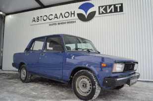 Ижевск 2105 2005