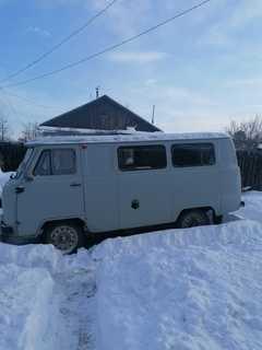Северобайкальск Буханка 2007