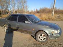 Усолье-Сибирское Carina II 1992