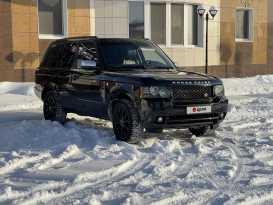 Ханты-Мансийск Range Rover 2012