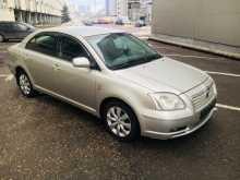 Москва Avensis 2003
