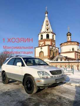 Иркутск RX300 2001