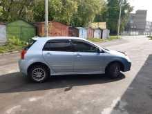 Новосибирск Corolla Runx 2006