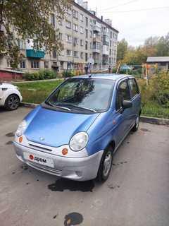 Барнаул Matiz 2007