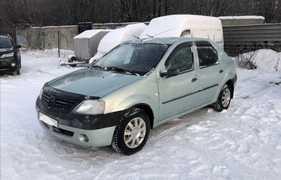 Мурманск Renault Logan 2008