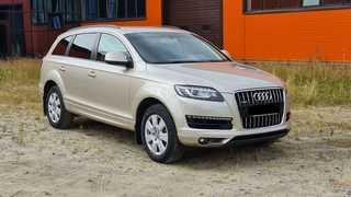 Ноябрьск Audi Q7 2013