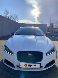 Чита Jaguar XF 2014