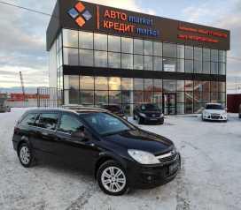 Берёзовский Astra 2011