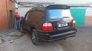 Москва LX470 2002