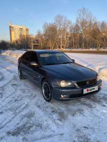 Барнаул IS300 2002